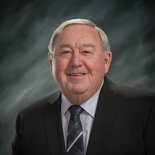 MRCA Board Member and City of Timmins Councillor Mickey Auger