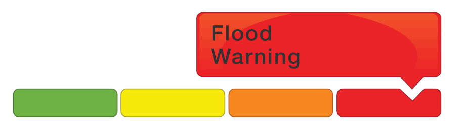 Flood Warning Message