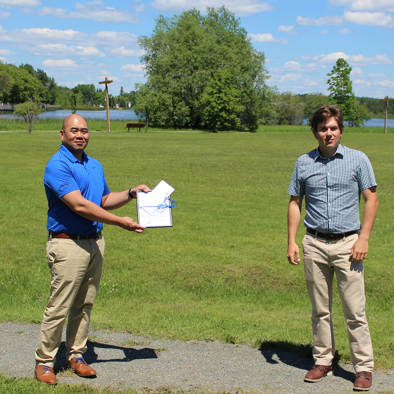 Wintergreen Environmental Scholarship Recipient 2020