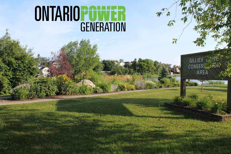 Ontario Power Generation Donation