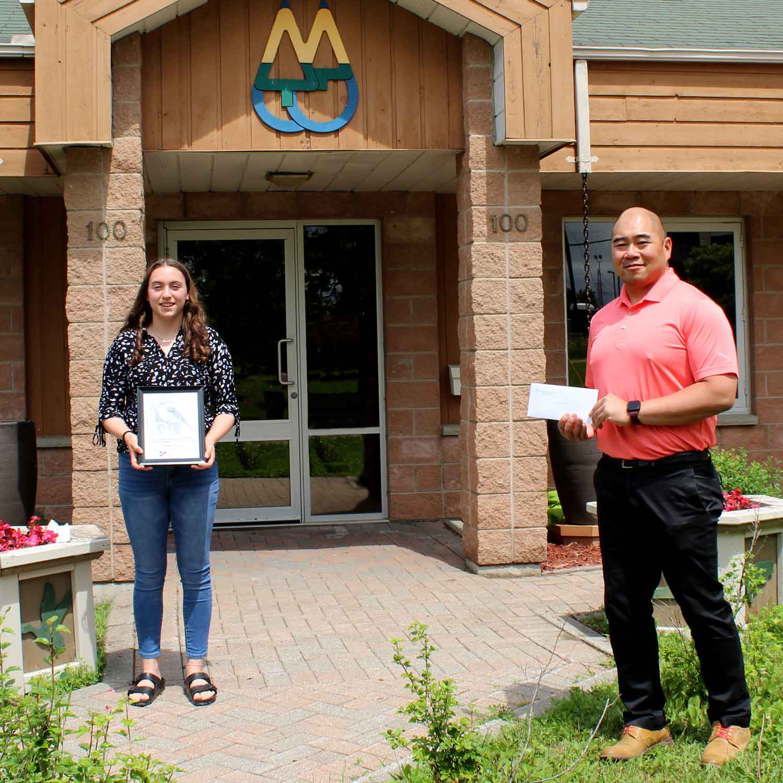 Wintergreen Environmental Scholarship Recipient 2021